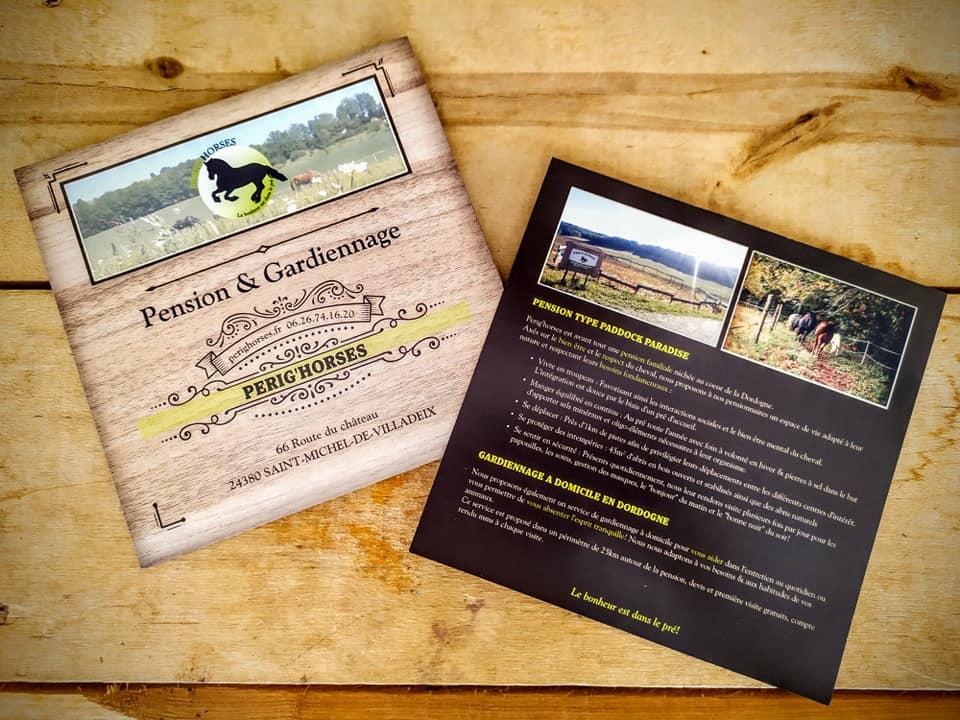Perig'horses salon bien-être animal Bergerac
